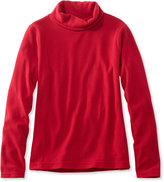 L.L. Bean Fitness Fleece Turtleneck