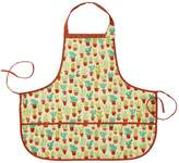 SugarBooger Kiddie Apron, Happy Cactus