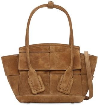 Bottega Veneta Arco 29 Smooth Leather Top Handle Bag