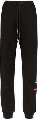 Versace Logo Print Track Pants