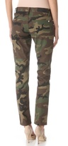 Baldwin Denim The Andi Boyfriend Camo Jeans