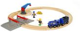 Brio Police Train Track