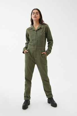 Dickies Rinsed Canvas Utility Coverall