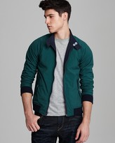 This is Not a Polo Shirt by Band of Outsiders Reversible Herringbone Jacket