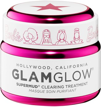 Glamglow Barbie x Limited Edition SUPERMUD Clearing Instant Treatment Mask