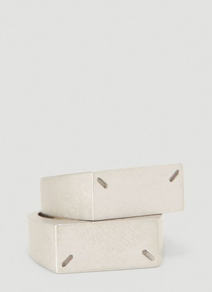 Maison Margiela Stackable Ring Set