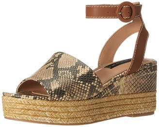 Steven by Steve Madden Women's Kini Wedge Sandal