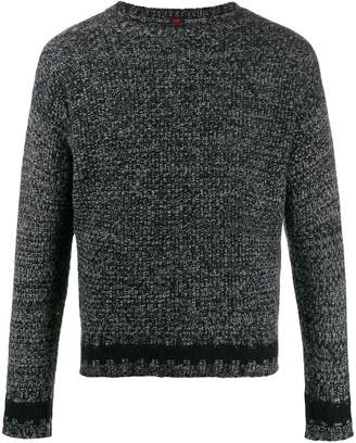 Piombo MP Massimo wool knitted jumper