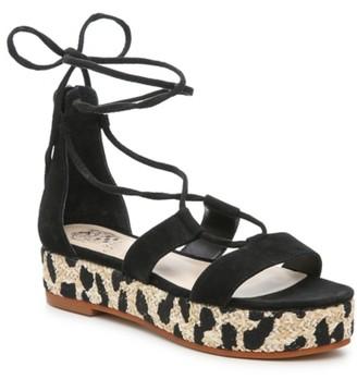 Vince Camuto Kellia Espadrille Platform Sandal