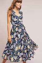 Yumi Kim Bouquet Midi Dress