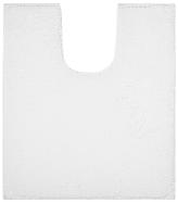 John Lewis Classic Cotton Connect Pedestal Mat, White