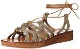 Steve Madden Women's Seaashor Wedge Sandal
