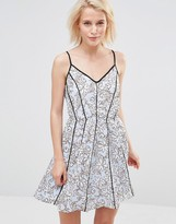 Greylin Claire Floral Dress