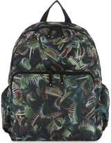 Molo Digital plant print backpack