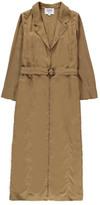 Swildens Sale - Qorum Long Jacket with Belt