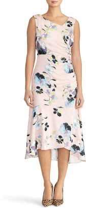 Rachel Roy Collection Orchid Floral Midi Dress