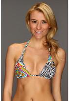 CA by Vitamin A Swimwear Topanga Halter Top
