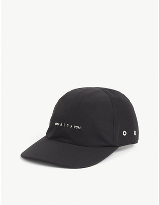 Alyx Logo-embroidered nylon-blend baseball cap