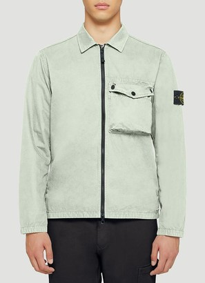 Stone Island Patch Pocket Overshirt