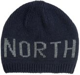 North Sails Logo Intarsia Tricot Beanie Hat