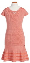 Marciano Girl's Embellished Knit Bandage Dress