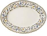 Gien Toscana Oval Platter, 14.5