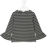 Il Gufo striped top - kids - Cotton/Acrylic/Spandex/Elastane - 2 yrs