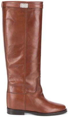 Via Roma 15 Barth knee-high boots