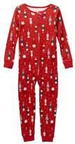 Joe Fresh Sleeper Bodysuit (Toddler Girls)