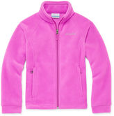 Columbia 3 Lakes Fleece Jacket - Toddler Girls 2t-5t