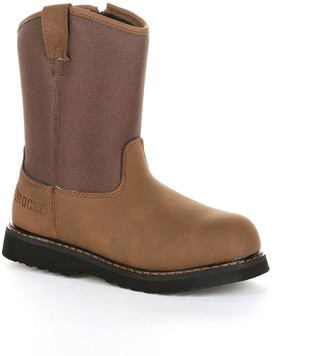 Rocky Lil Ropers Kid's Wellington Boots