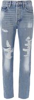 Frame Rigid Release Vine Skinny Jeans