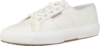 Superga Women's 2750 NAPPALEAU Sneaker White 41.5 M EU (10 US)