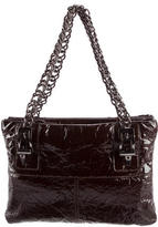 Thomas Wylde Patent Leather Shoulder Bag