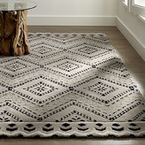 Crate & Barrel Odelia Wool Rug
