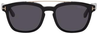 Tom Ford Black Holt Sunglasses