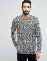ONLY & SONS Weaved Crew Neck Sweater