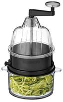 Cuisinart Spiralizer with 3 Cutting Options
