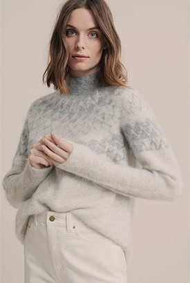 Witchery Fair Isle Knit