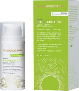 Goldfaden Brightening Elixir Protect + Repair Brightening Serum