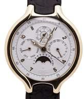 Ebel Beluga Perpetual Calendar 8129960 18K Gold Automatic 36mm Mens Watch
