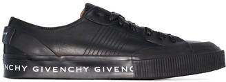 Givenchy Tennis Light logo print sneakers