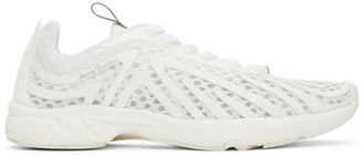 Acne Studios Off-White Trail Sneakers