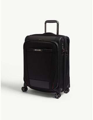 Samsonite Black Pro Dlx 5 Spinner Cabin Size Suitcase