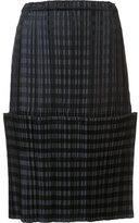Issey Miyake 'Dim Light' skirt - women - Polyester - 2