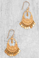 Satya Petal Chandelier Earrings