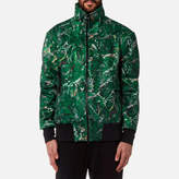 Y-3 Y3 Men's Future Sport AOP Bomber Jacket - Terra Mass