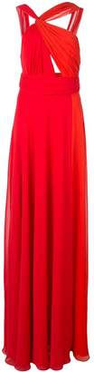 Jill Stuart side slit dress