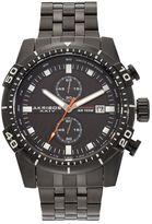 Akribos XXIV Men's Stainless Steel Chronograph Watch - AK852BK