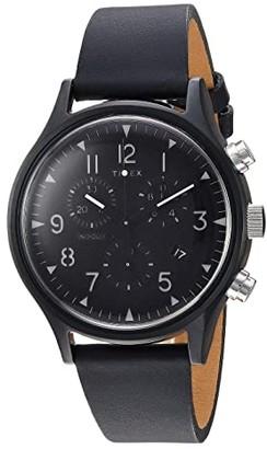 Timex MK1 Steel Supernova Chrono (Black) Watches